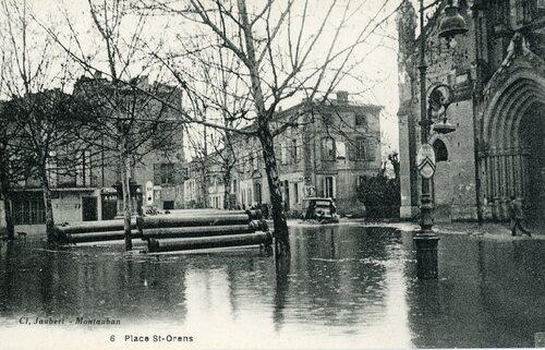 "Afficher ""Place St-Orens"""